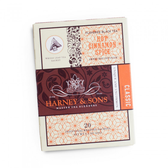 "Tee Harney & Sons ""Hot Cinnamon Spice"""
