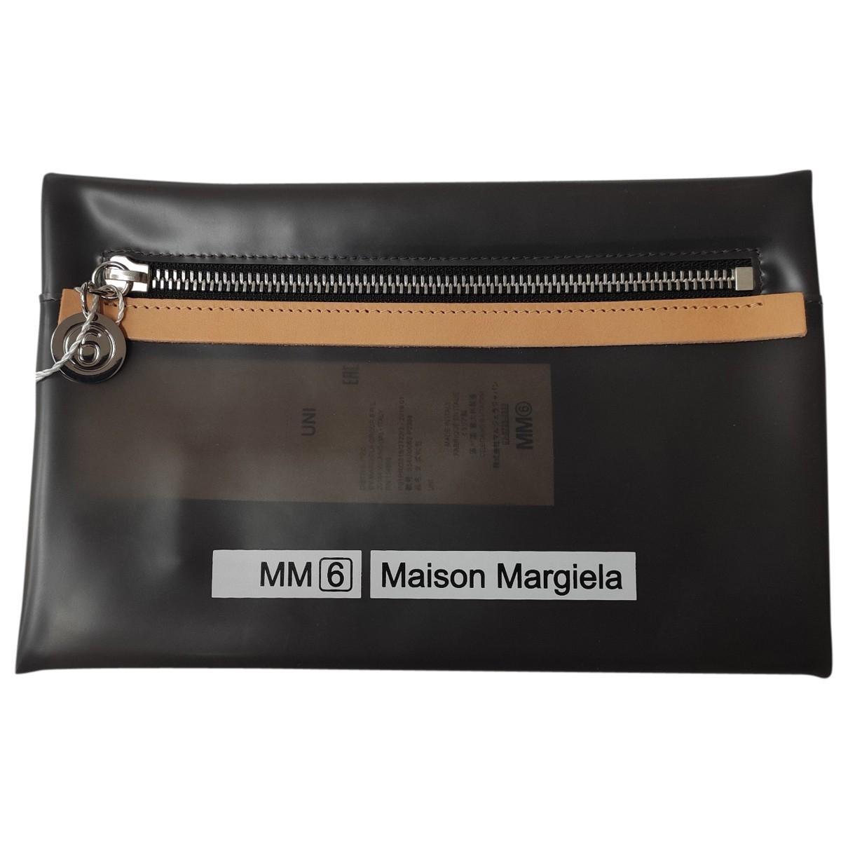 Mm6 - Pochette   pour femme - noir