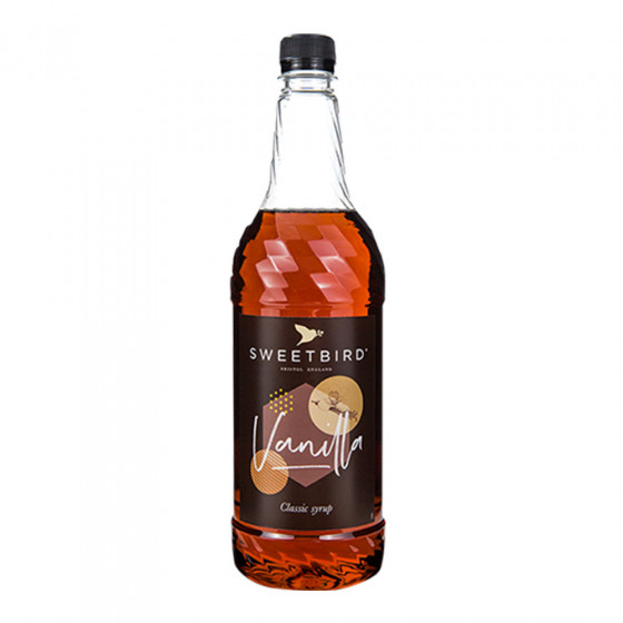Sirup fuer Kaffee Sweetbird Vanilla, 1 l