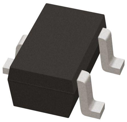 ROHM 2SA2088T106Q PNP Bipolar Transistor, 500 mA, 60 V, 3-Pin UMT (40)