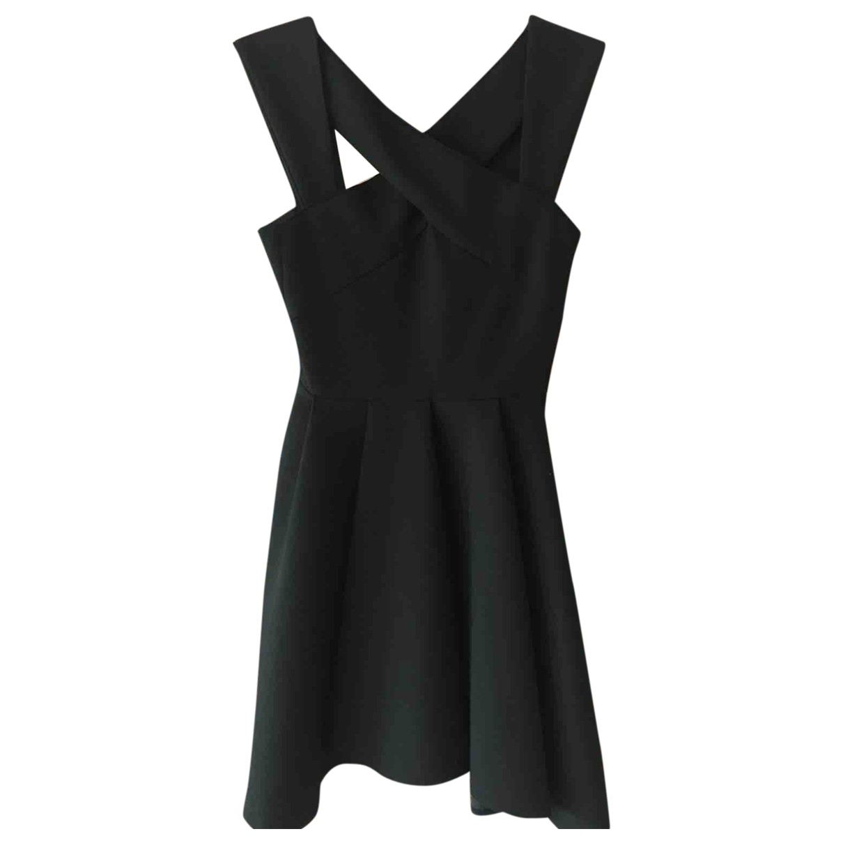 Maje \N Black dress for Women 36 FR