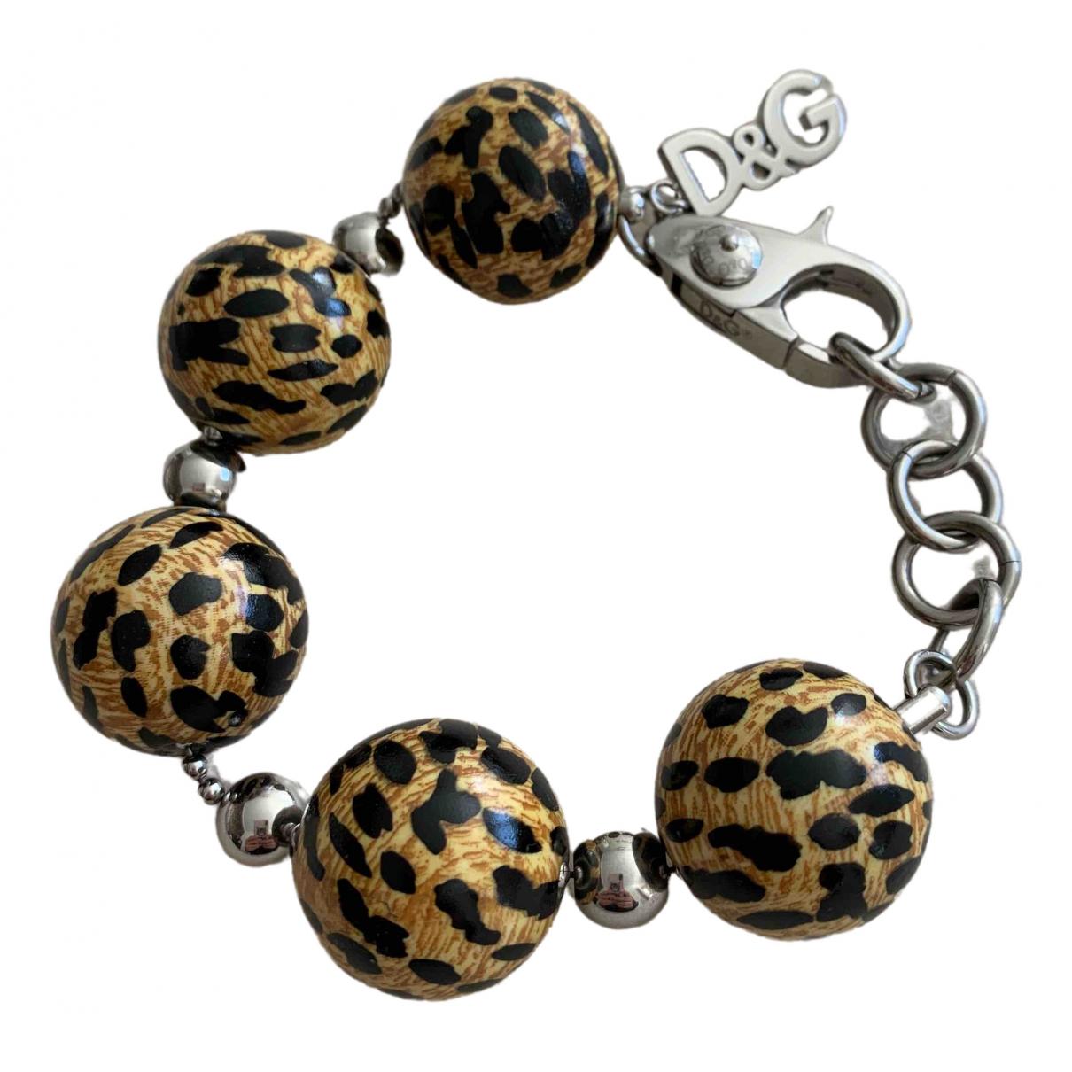 Dolce & Gabbana \N Armband in  Bunt Metall