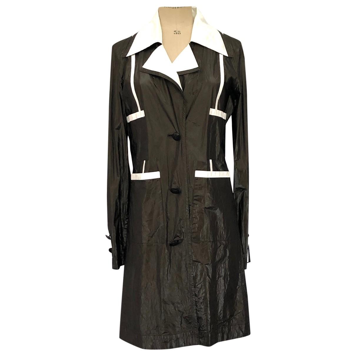 Chanel \N Black coat for Women XS International
