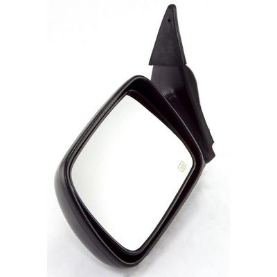 Omix-ADA Electric Power Heated Remote Mirror (Black) - 12037.21