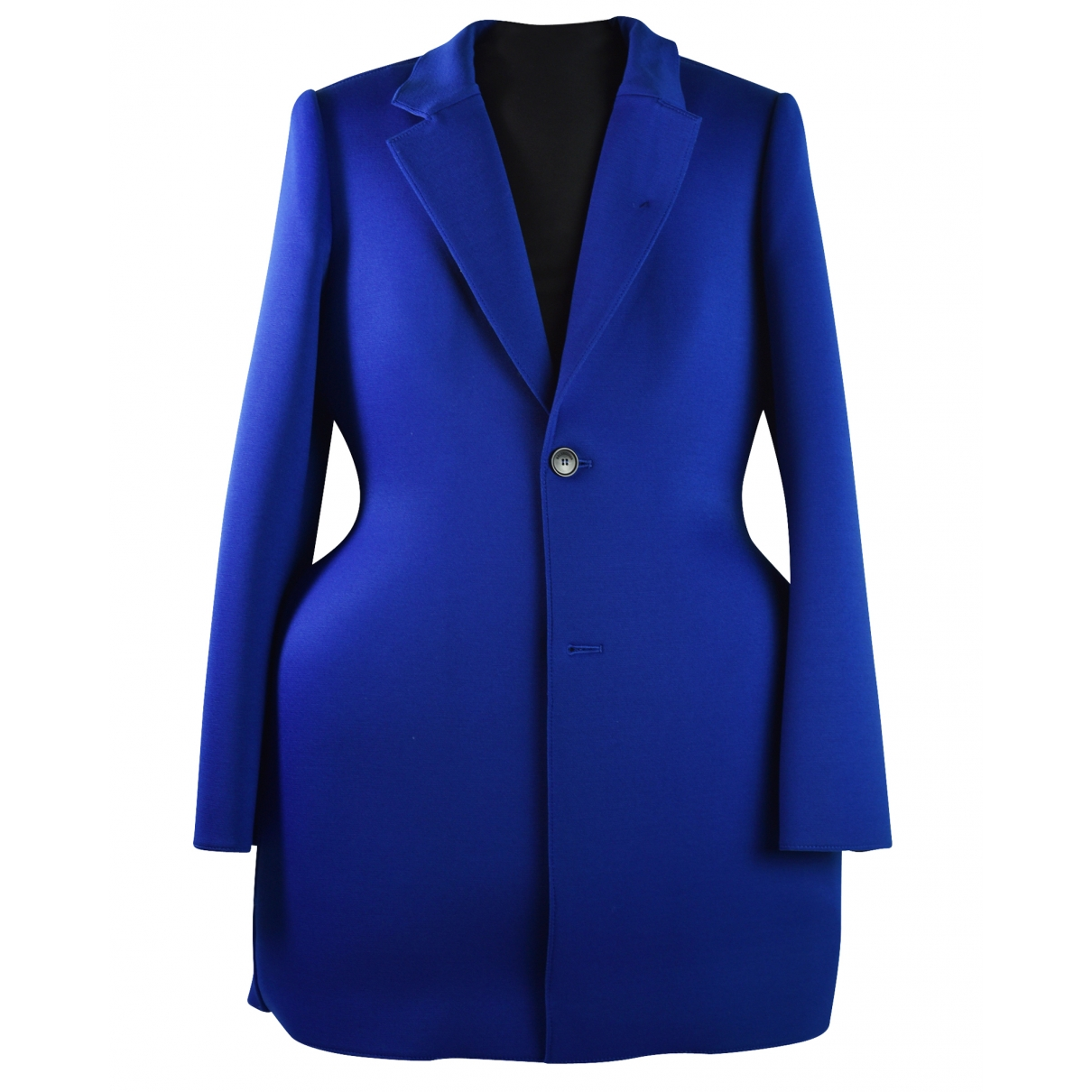 Balenciaga \N Blue jacket for Women 36 FR