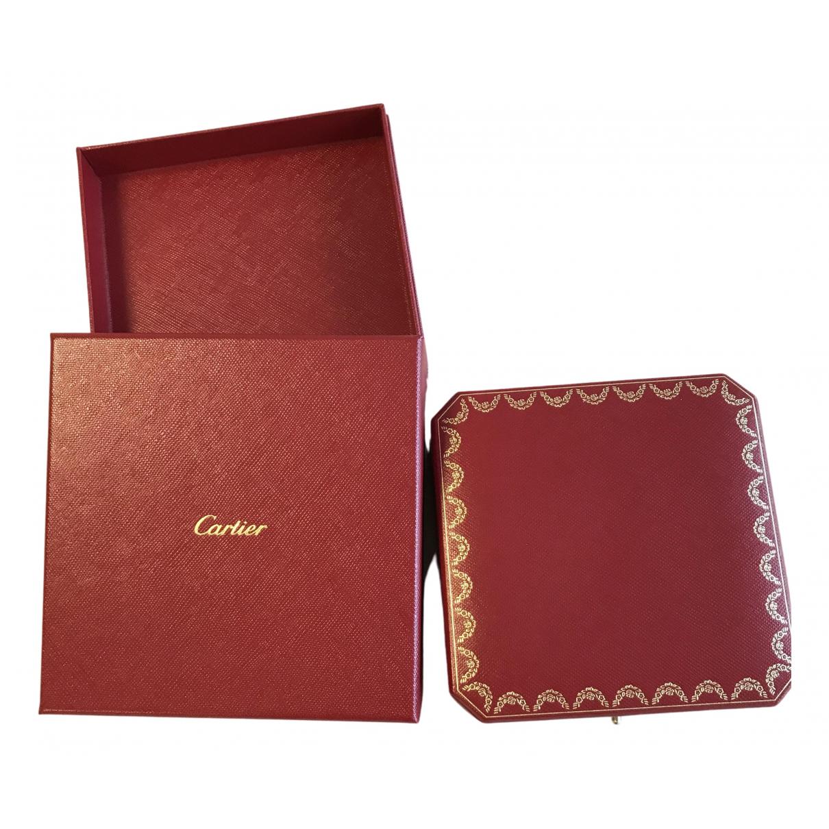 Material de oficina de Cuero Cartier
