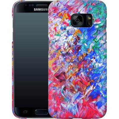 Samsung Galaxy S7 Smartphone Huelle - Macro 6 von Gela Behrmann