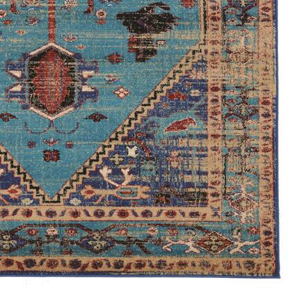 RUGSE2058 5 x 8 Rectangle Area Rug in