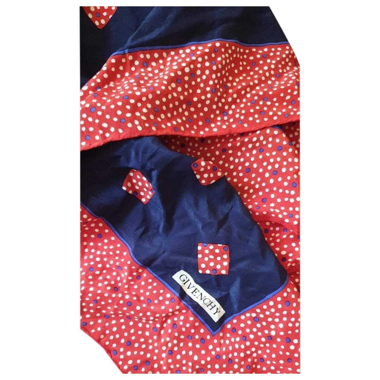 Givenchy \N Schal in  Bunt Seide