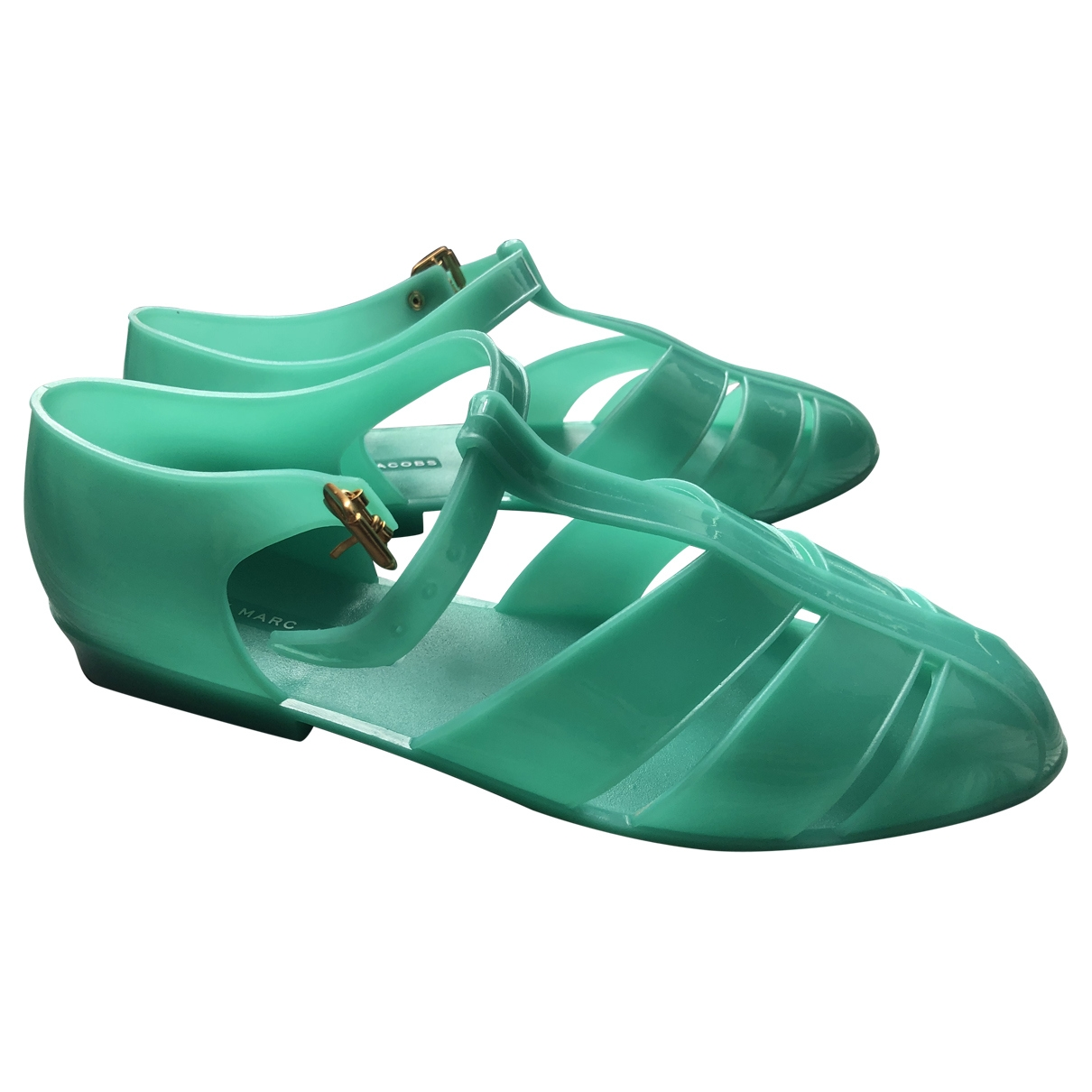Marc By Marc Jacobs \N Green Sandals for Women 39 EU