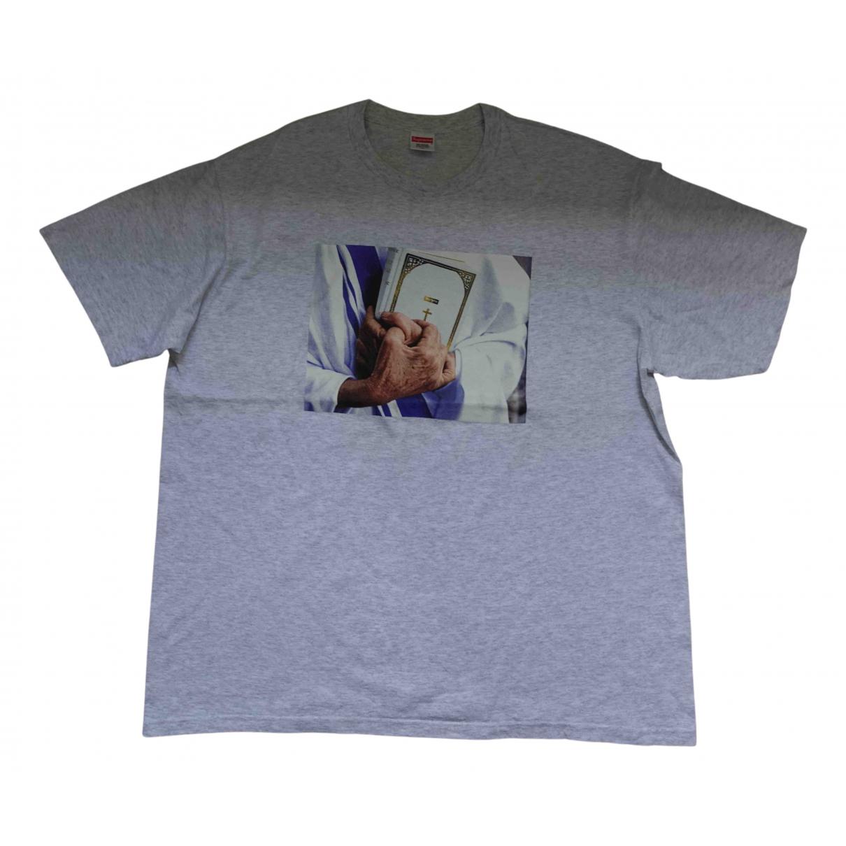 Supreme N Cotton T-shirts for Men XL International