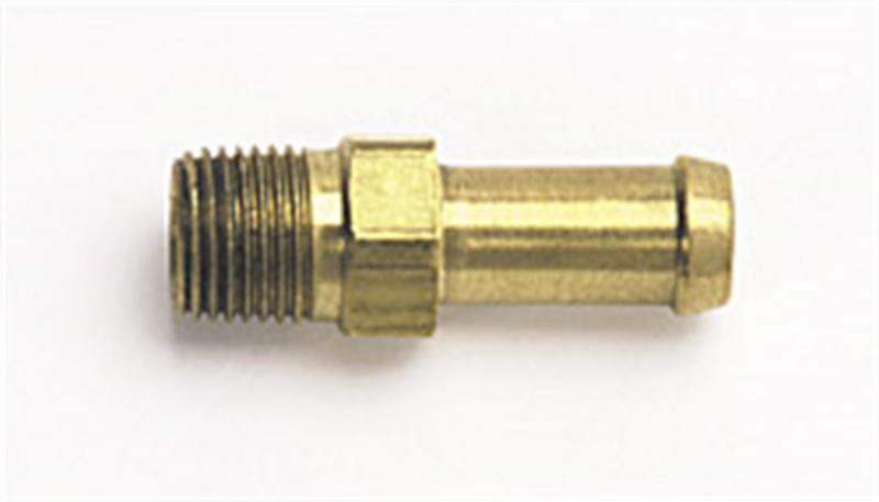 Russell 1/4 NPT X 10MM HOSE SINGLE BARB FITTING