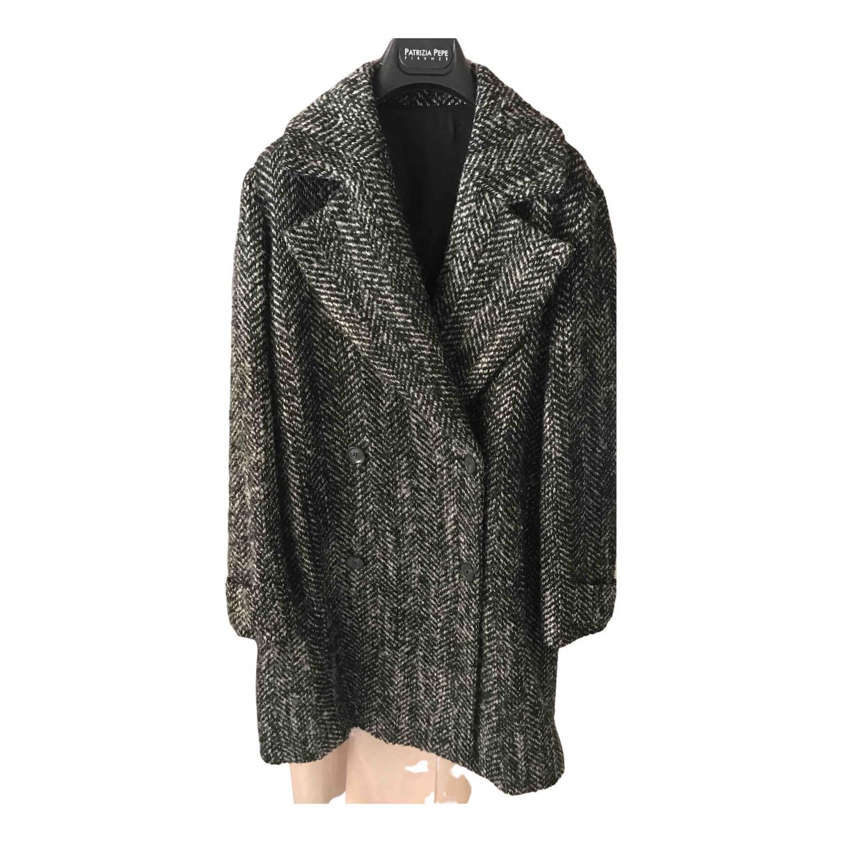 Stefanel N Grey Wool jacket for Women S International