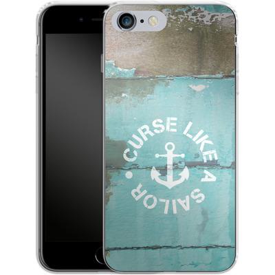 Apple iPhone 6 Plus Silikon Handyhuelle - Curse Like A Sailor von Statements