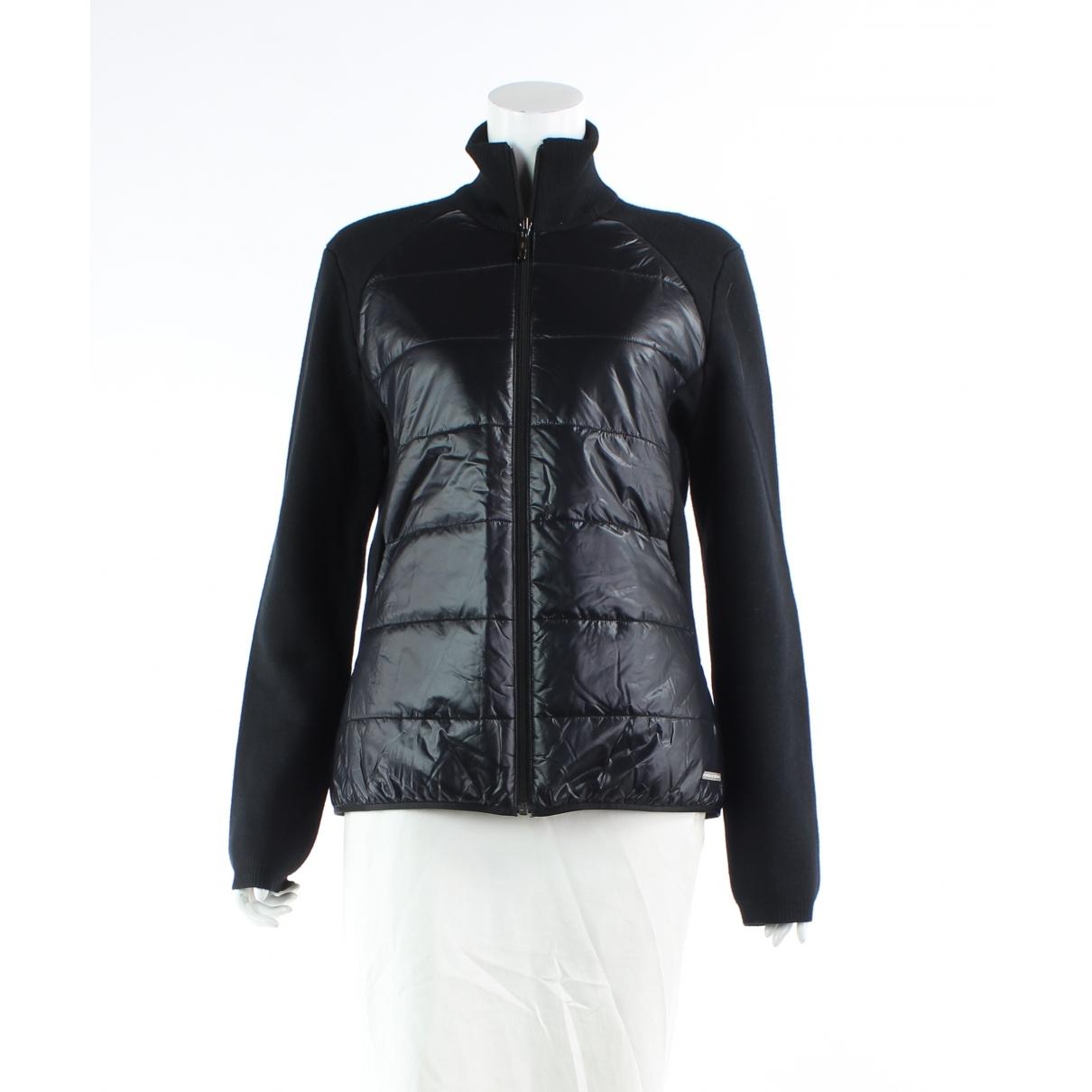 Porsche Design - Veste   pour femme en laine - noir