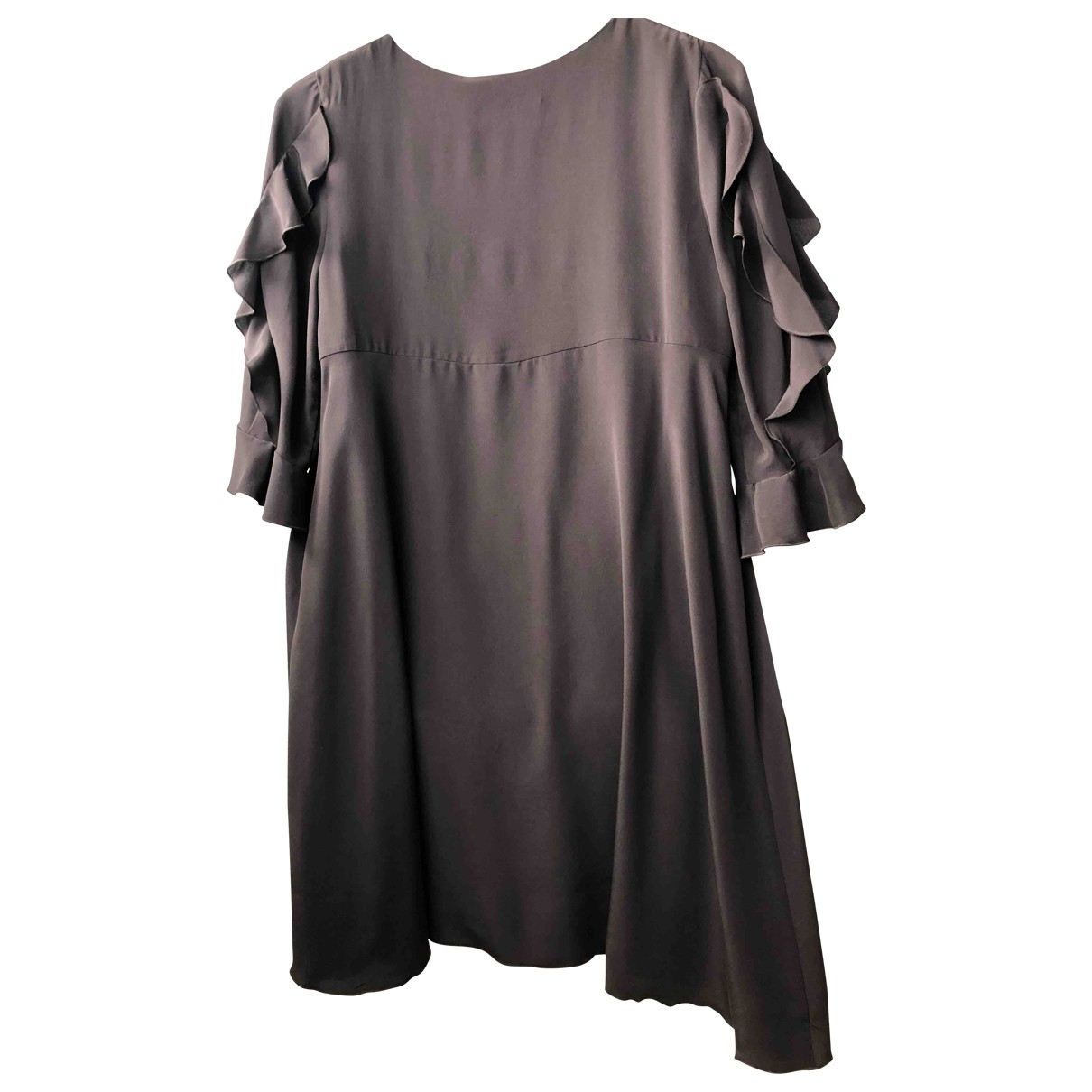 See By Chloé \N Brown Silk dress for Women 34 FR