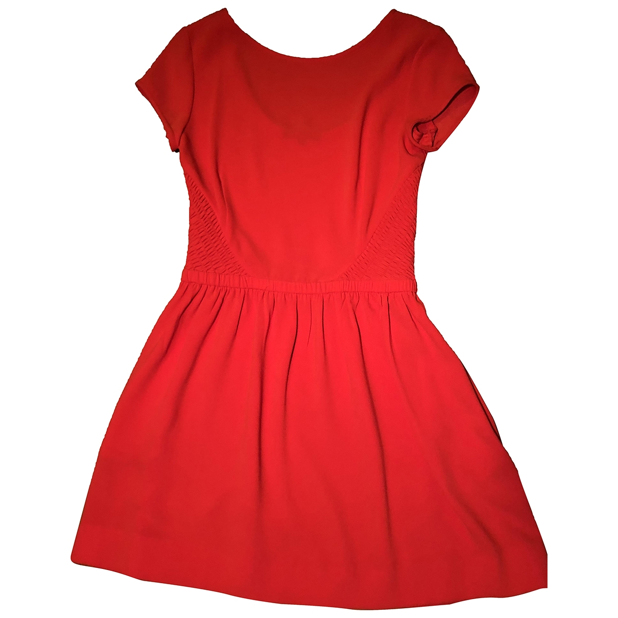 Maje \N Red dress for Women 2 US