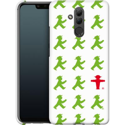 Huawei Mate 20 Lite Smartphone Huelle - Green AMPELMANN Pattern von AMPELMANN