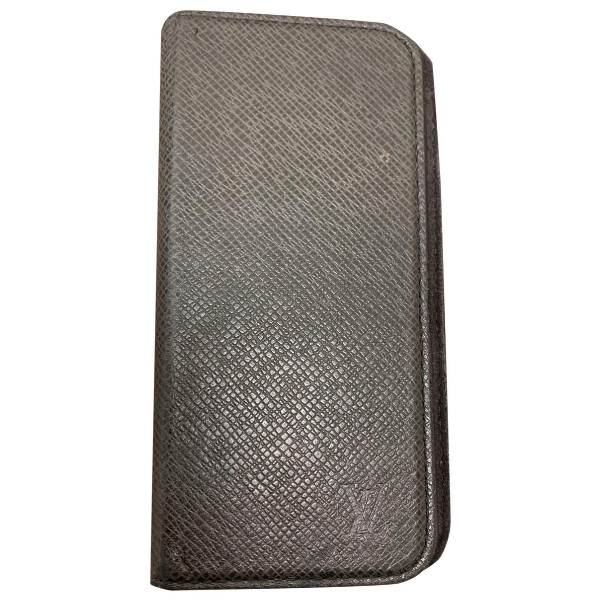 Louis Vuitton - Accessoires   pour lifestyle en cuir - noir