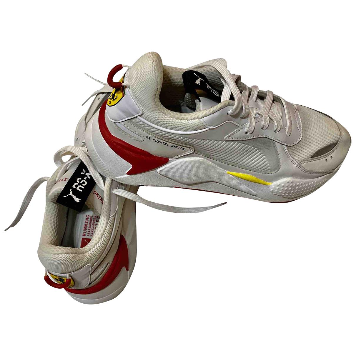 Puma \N Sneakers Weiss