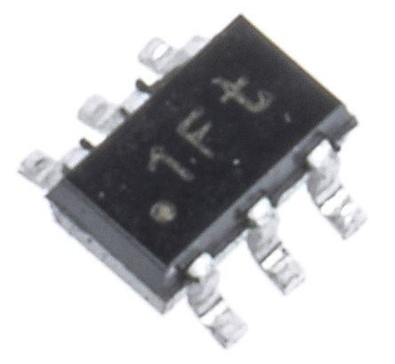 Nexperia BC847BS,115 Dual NPN Transistor, 100 mA, 45 V, 6-Pin SOT-363 (50)