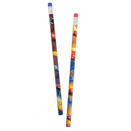 Cars 8 Pencils Pour la fête d'anniversaire