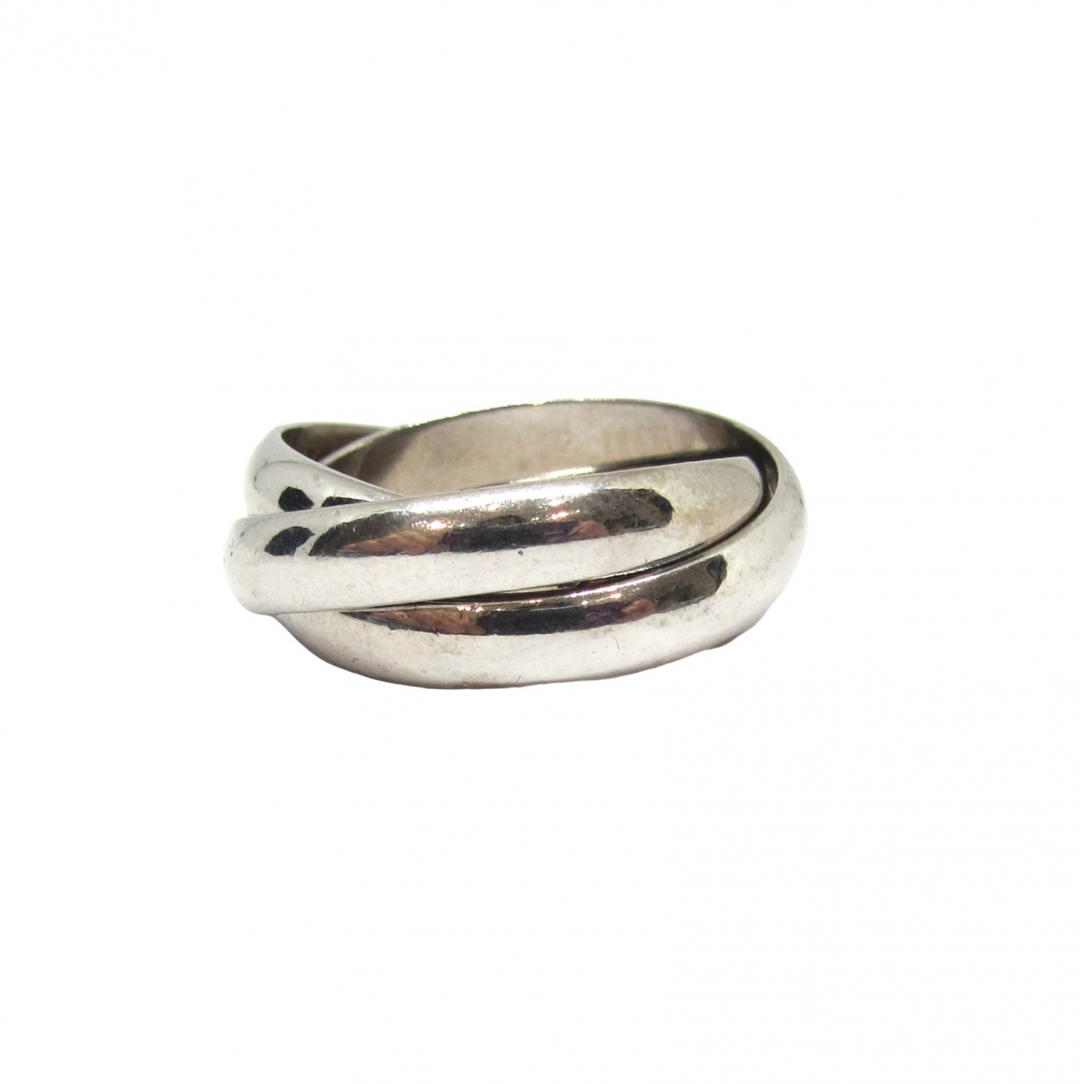 Cartier Trinity Ring in  Silber Weissgold