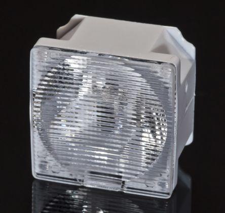 Ledil CA13271_LAURA-O-WAS, Laura Series LED Lens, Asymmetric Square Beam (2)