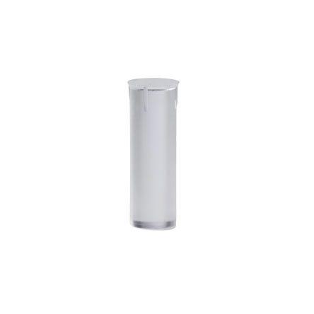 Bivar PLPC3-6MM , Panel Mount LED Light Pipe, Clear Round Lens (100)
