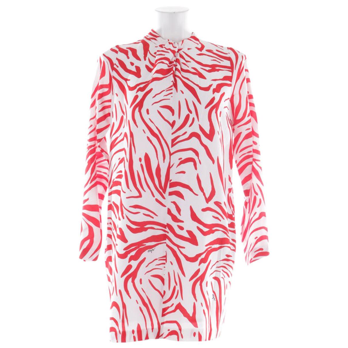 Msgm \N Red dress for Women 36 FR