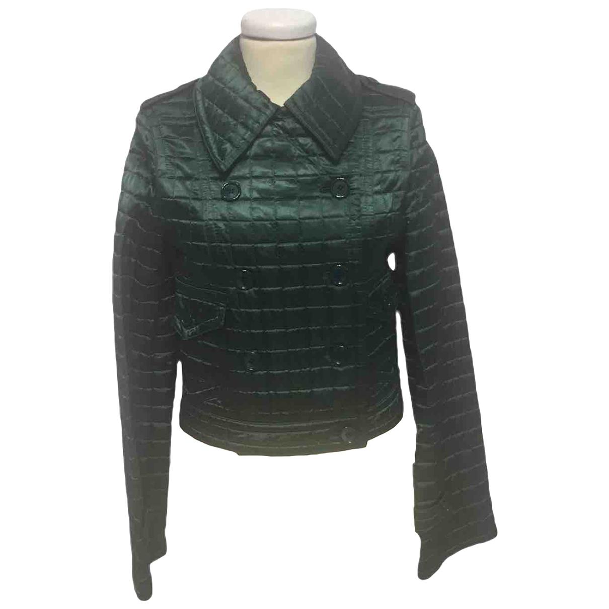Miu Miu \N Green jacket for Women 38 IT