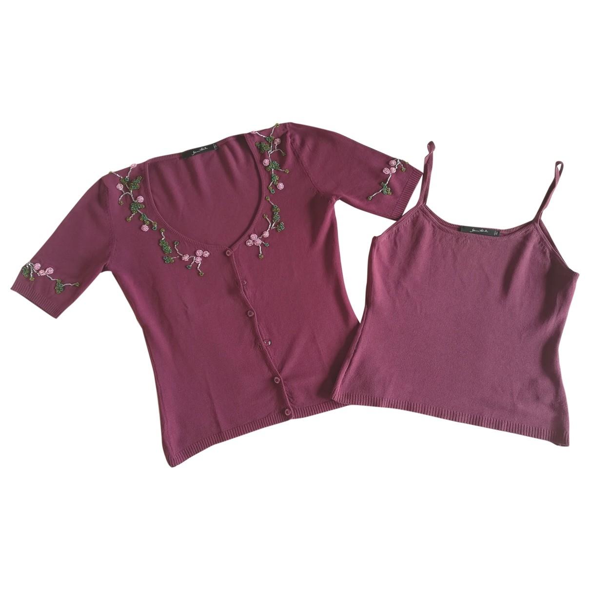- Pull   pour femme - violet