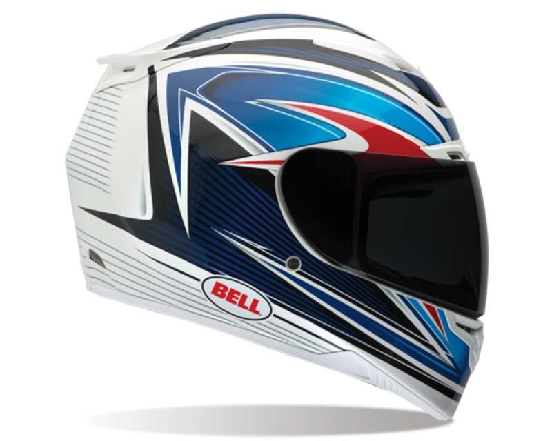Bell Racing 7047640 RS-1 Servo Blue Helmet 54-55   XS