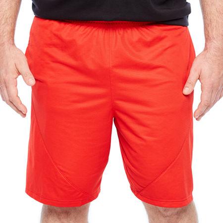 Nike Mens Elastic Waist Basketball Shorts - Big and Tall, 4x-large , Red