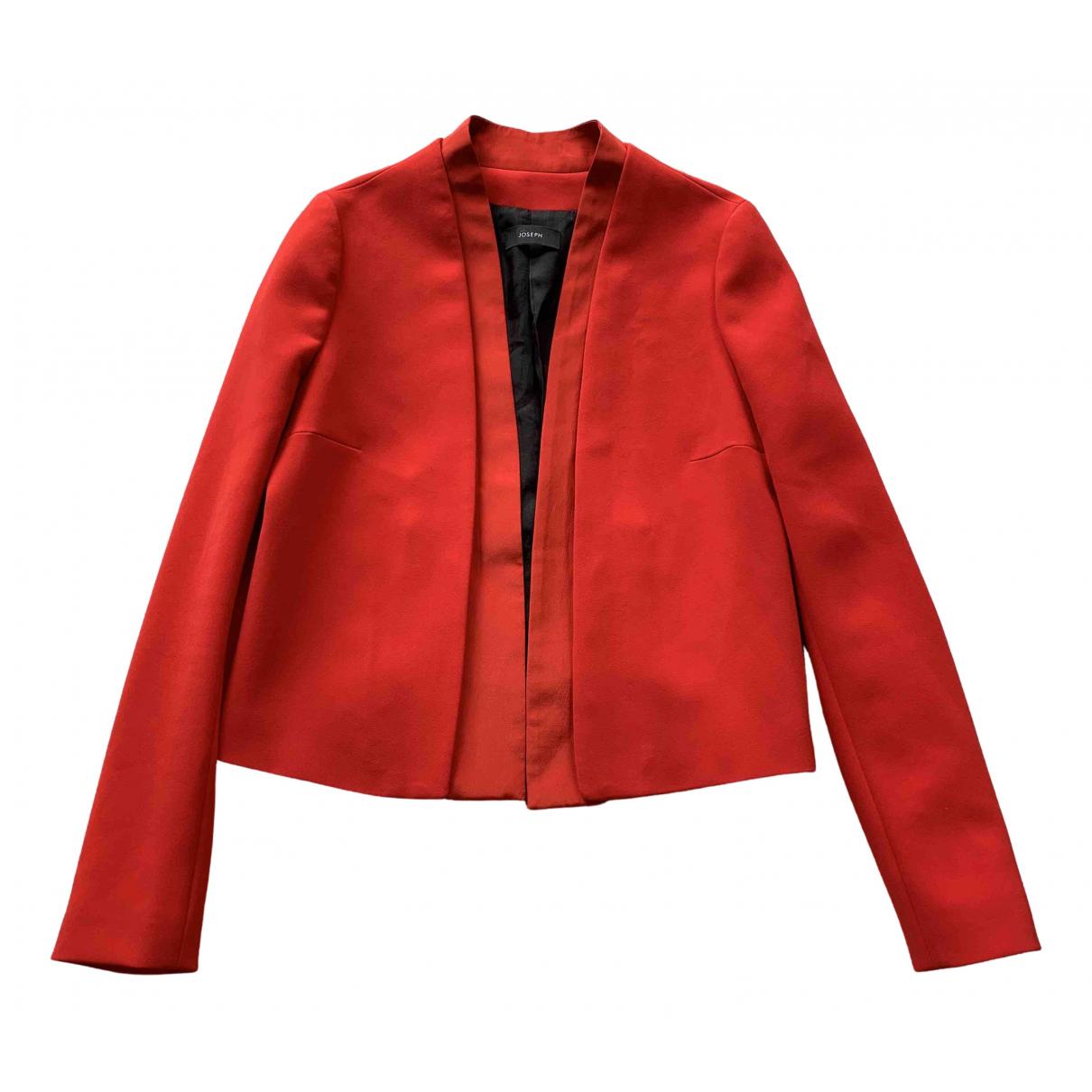 Joseph \N Jacke in  Rot Polyester
