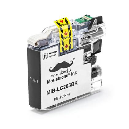 Comaptible Brother MFC-J4620DW noire cartouche encre de Moustache, haut rendement