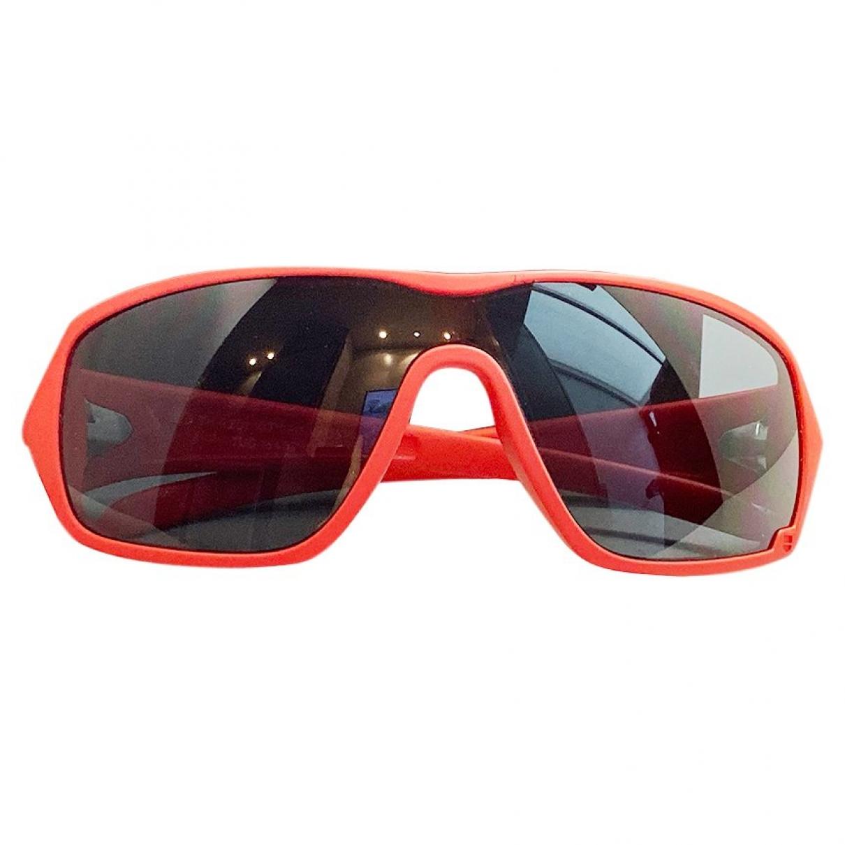 Tag Heuer \N Sonnenbrillen in  Rot Kunststoff