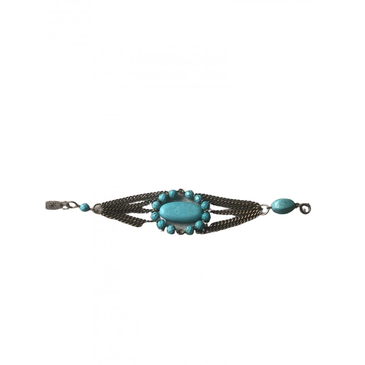 Isabel Marant \N Armband in  Blau Metall