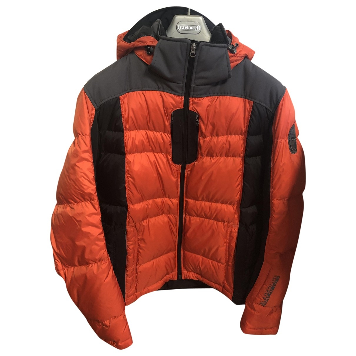 Napapijri \N Orange jacket  for Men XXL International