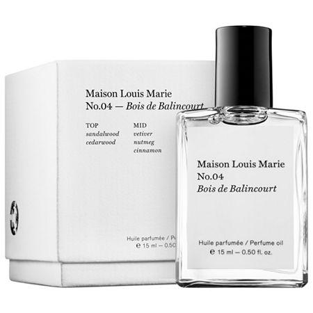 Maison Louis Marie No.04 Bois de Balincourt Perfume Oil, One Size , Multiple Colors
