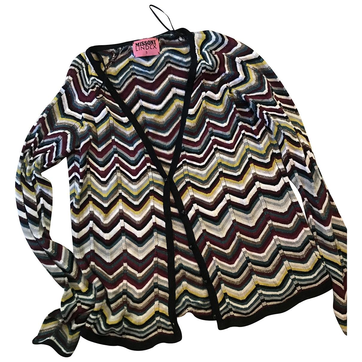 Missoni - Pull   pour femme - multicolore