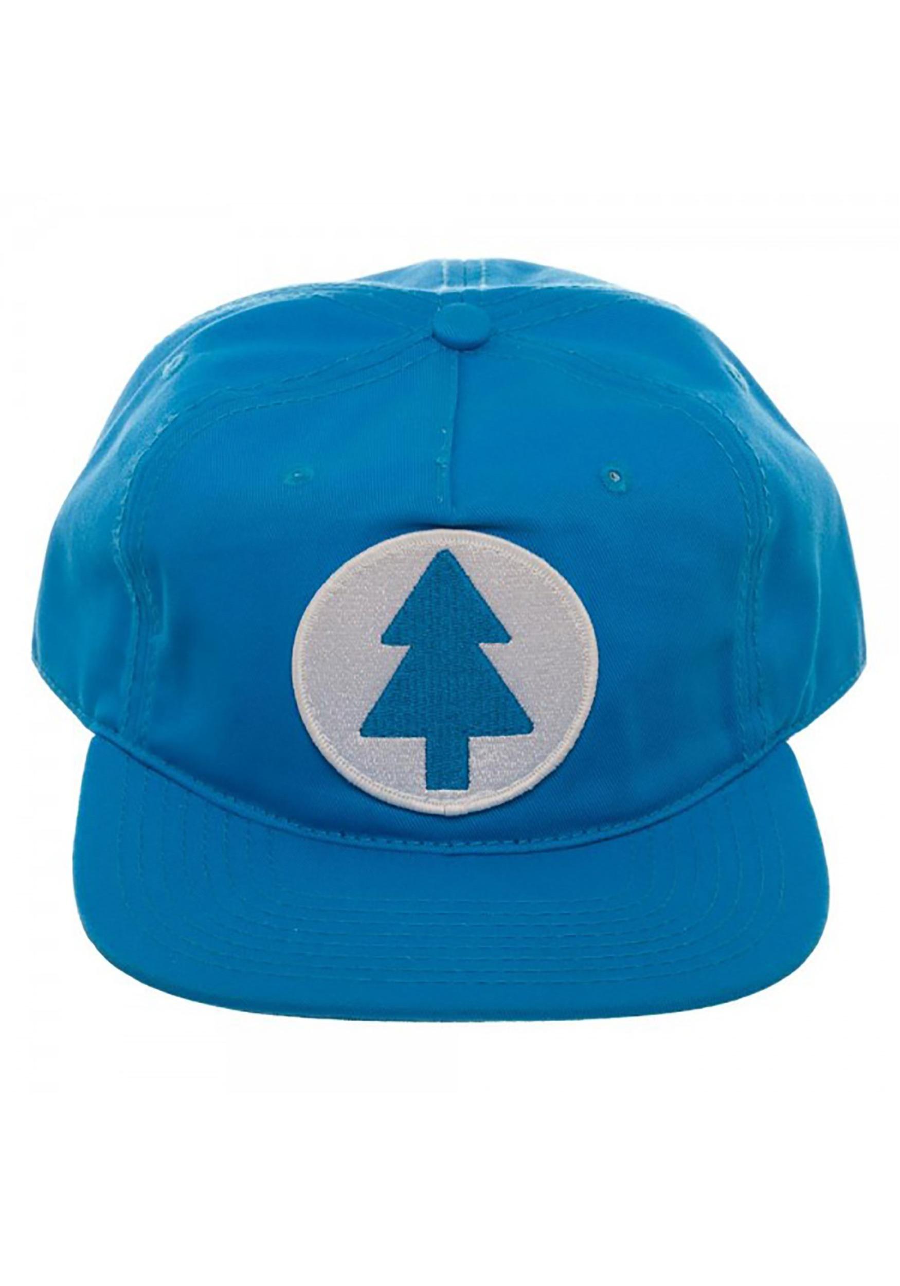 Gravity Falls Dipper Pines Snapback Cap