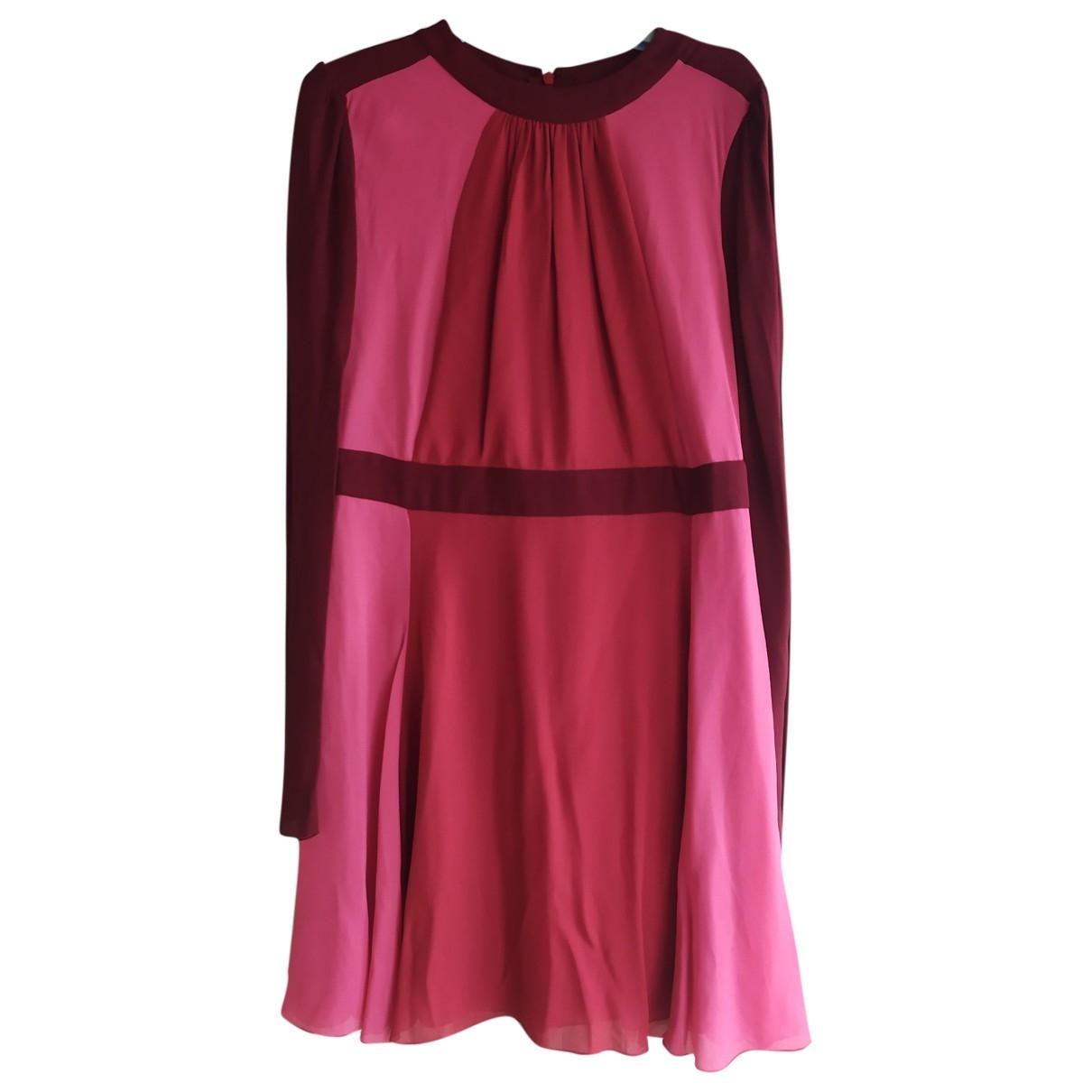 Giamba \N Kleid in  Bunt Polyester
