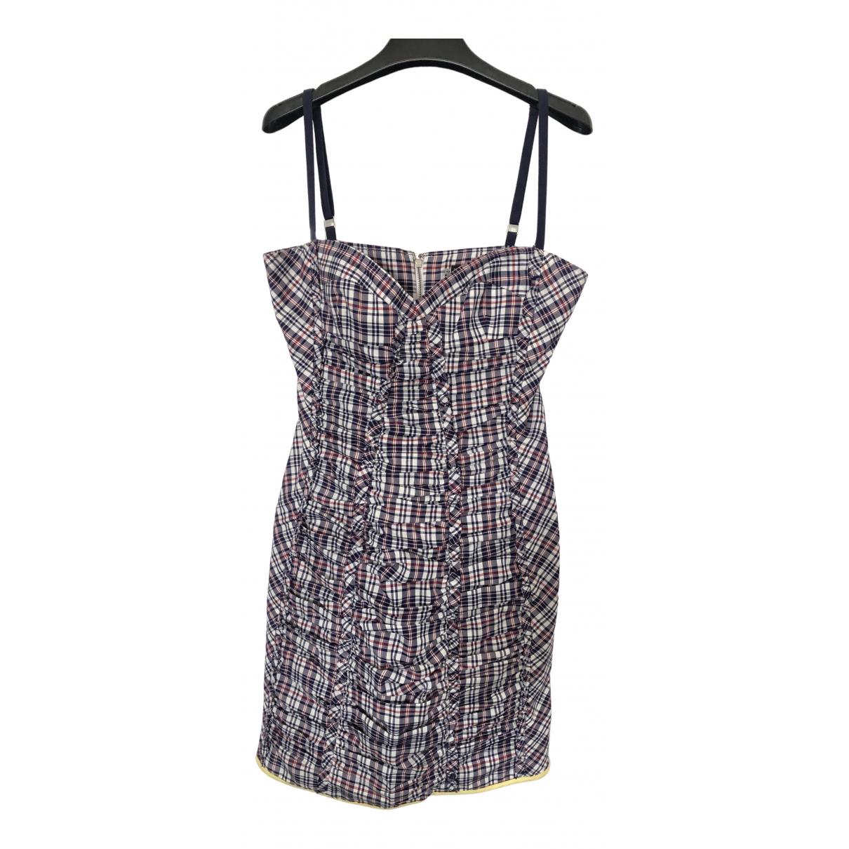Dsquared2 \N Kleid in Baumwolle