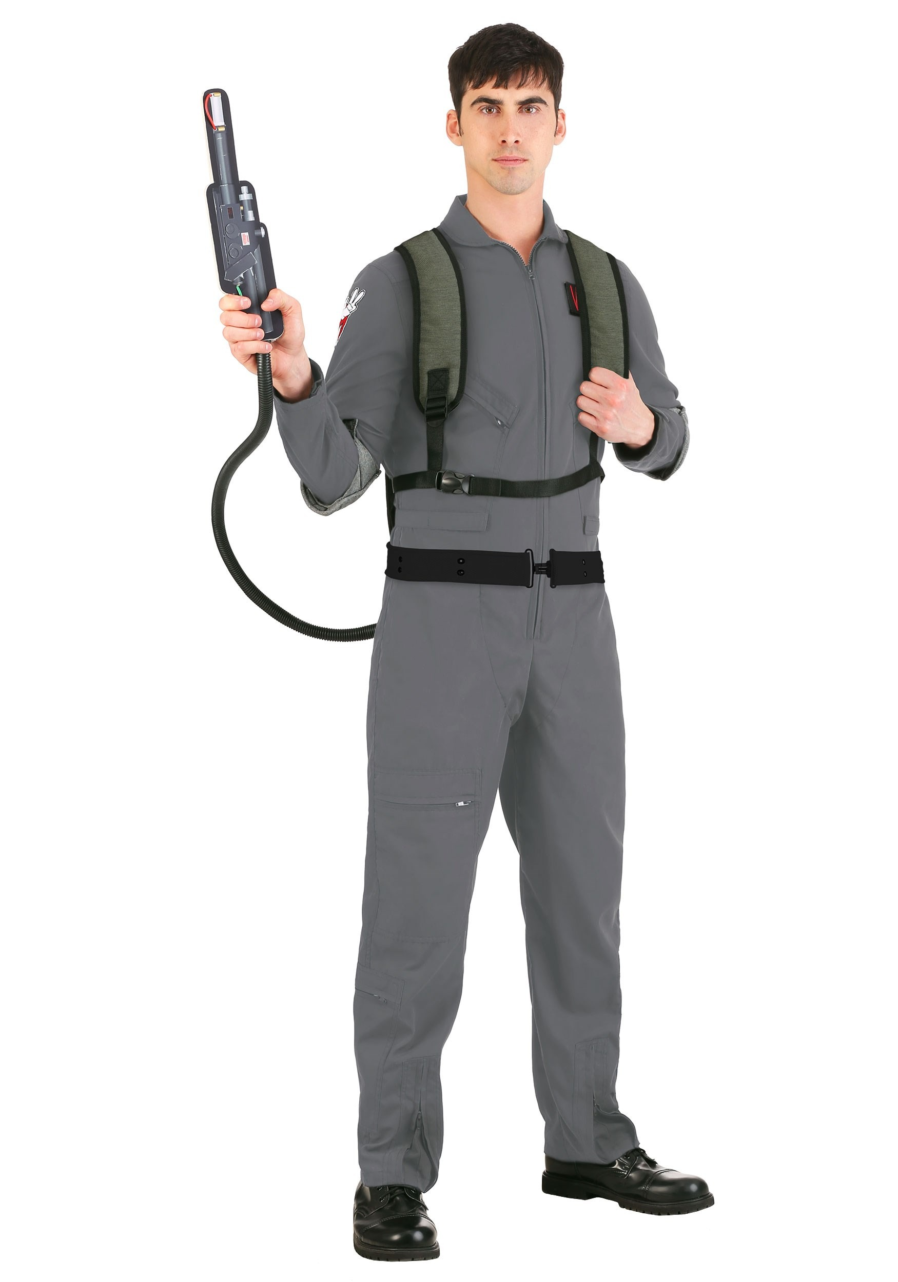 Men's Ghostbusters 2 Plus Size Cosplay Costume