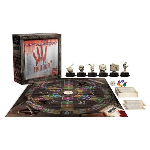 Horror Ultimate Edition Trivial Pursuit Game