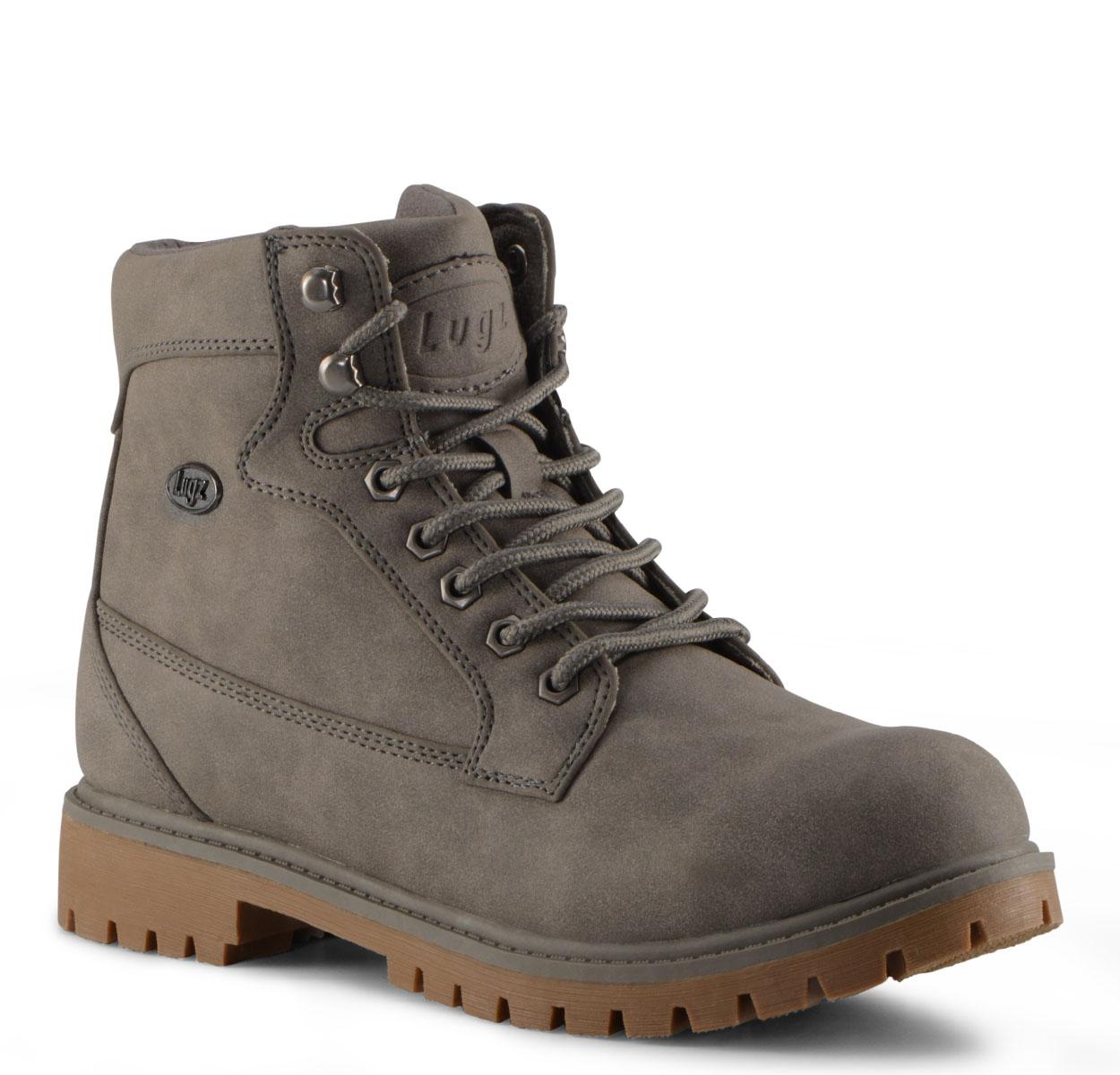 Men's Mantle Hi 6-Inch Boot (Choose Your Color: CHARCOAL/GUM, Choose Your Size: 8.5)