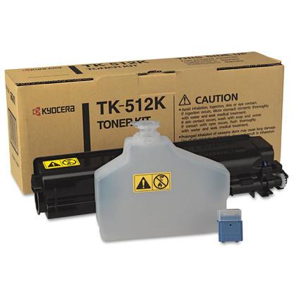 Kyocera-Mita TK512K cartouche de toner originale noire