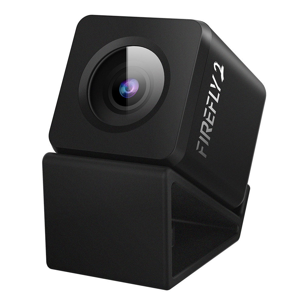 Hawkeye Firefly Micro Cam 2 2.5K 1080P/60FPS 160 Degree Water-Repellent Recording FPV Action Camera for Racing Drone