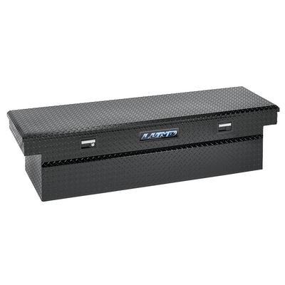 Lund Aluminum Cross Box (Black) - 79301